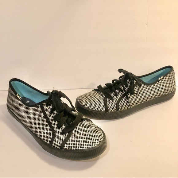Keds X Champion Black & White Sneakers Size 10